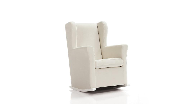 sillón de lactancia tela Sogno Alondra SL100T-T923