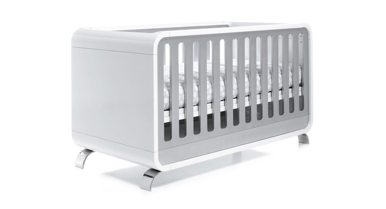 1e9a91d3d cuna para bebé diseño kurve C137-M7778 montada