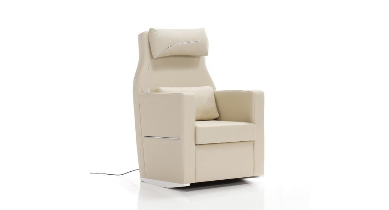 sillón de lactancia polipiel Ergo Luxe Plus Alondra SL112P-P915