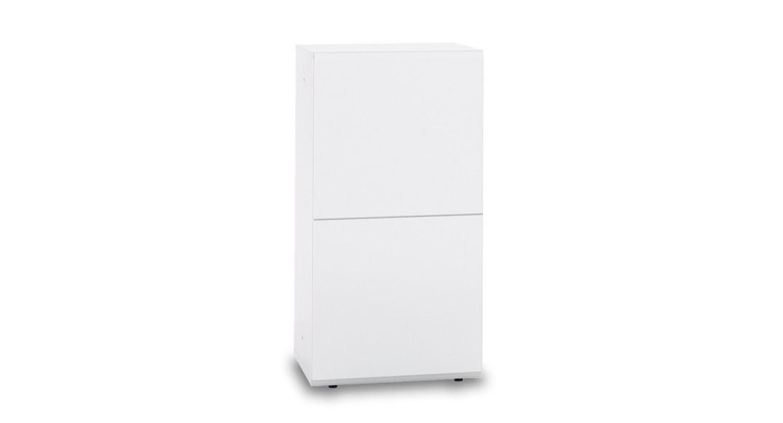 módulo comoda modular estantes D201E-G2300 cerrado