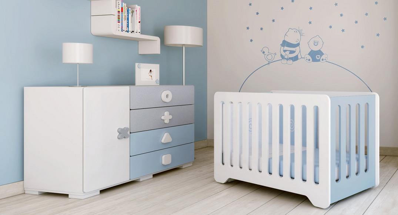 habitación infantil maths dormitorios niños niñas X2501T-2317 ambientado en habitación