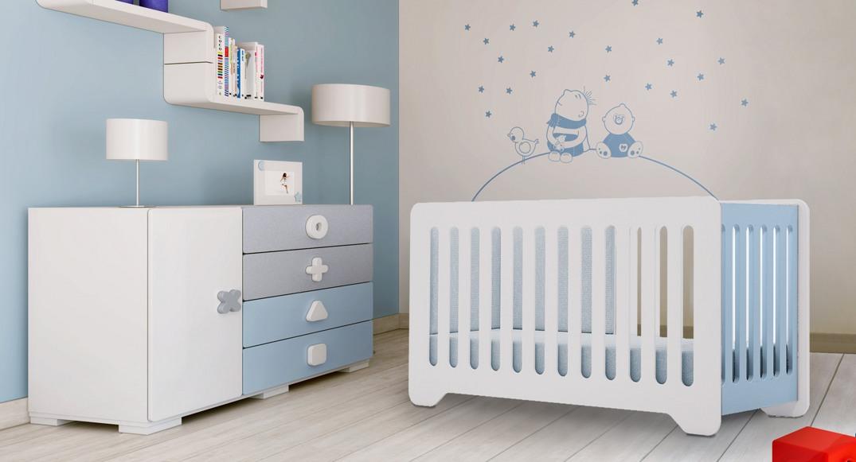 habitación infantil maths dormitorios niños niñas X2502T-2317 ambientado en habitación