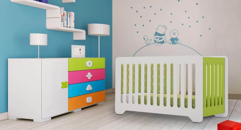 habitación infantil maths dormitorios niños niñas X2502T-2350 ambientado en habitación