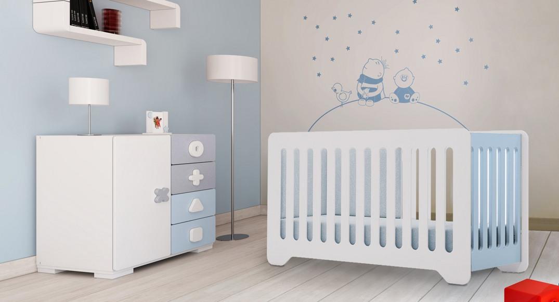 habitación infantil maths dormitorios niños niñas X2504T-2317 ambientado en habitación