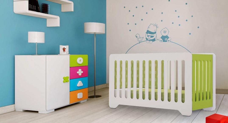 habitación infantil maths dormitorios niños niñas X2504T-2350 ambientado en habitación