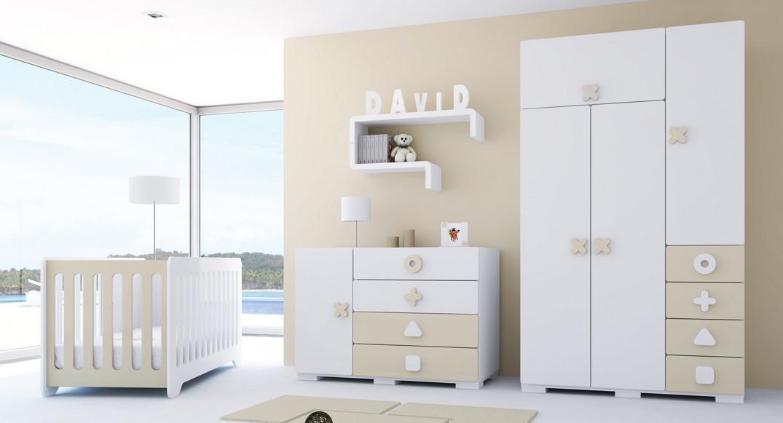 habitación infantil maths dormitorio niño y niña X351T-2317