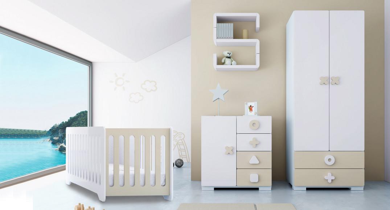 habitación infantil maths dormitorio niño y niña X354T-2317