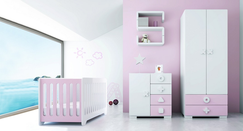 habitaciones infantiles de niña