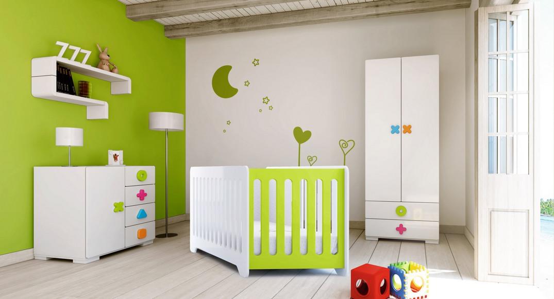 habitación infantil maths dormitorio niño y niña X354T-2351