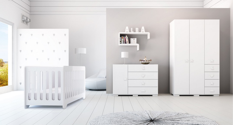 habitación infantil original