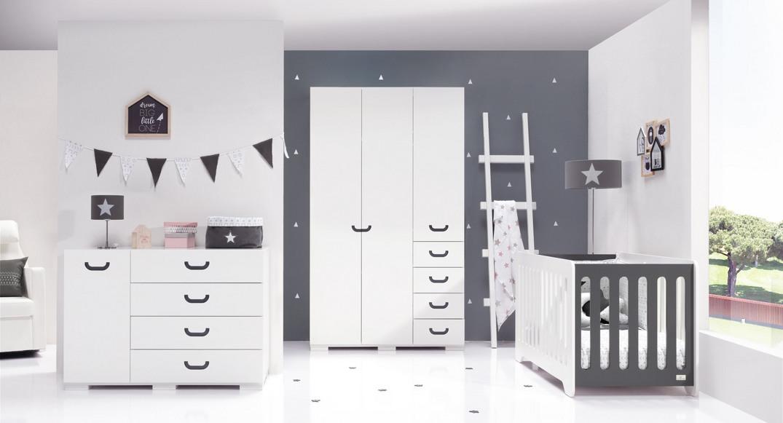 Habitación infantil Joy Alondra A359G-D259G-C160-M7779