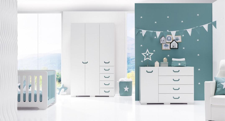 Habitación infantil Joy Alondra A359G-D259G-C160-M7781