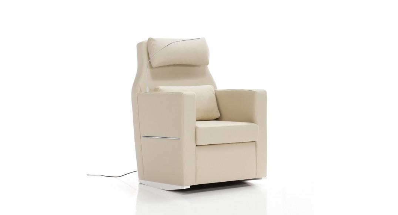 sillón de lactancia polipiel Ergo Luxe Alondra SL111P-P915