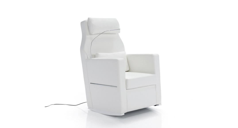 sillón de lactancia polipiel Ergo Luxe Plus Alondra SL112P-P977