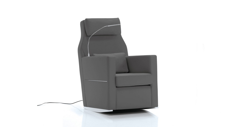sillón de lactancia polipiel Ergo Luxe Plus Alondra SL112P-P979