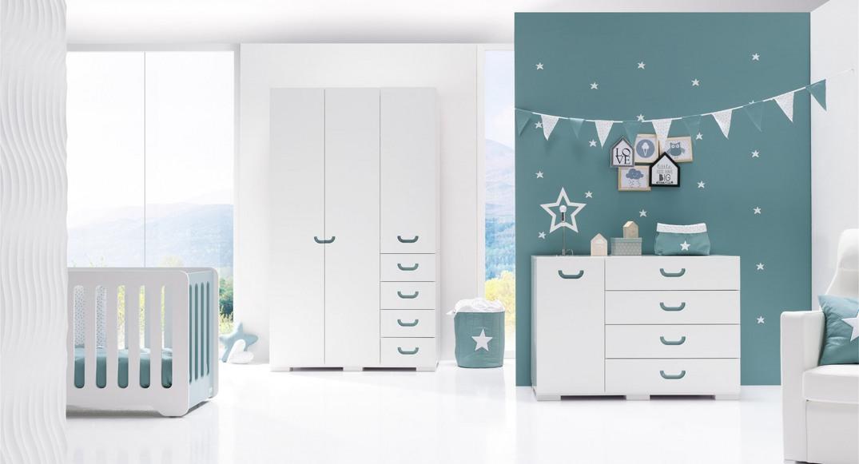 Habitación infantil Joy Alondra A359G-D259G-C150-M7781