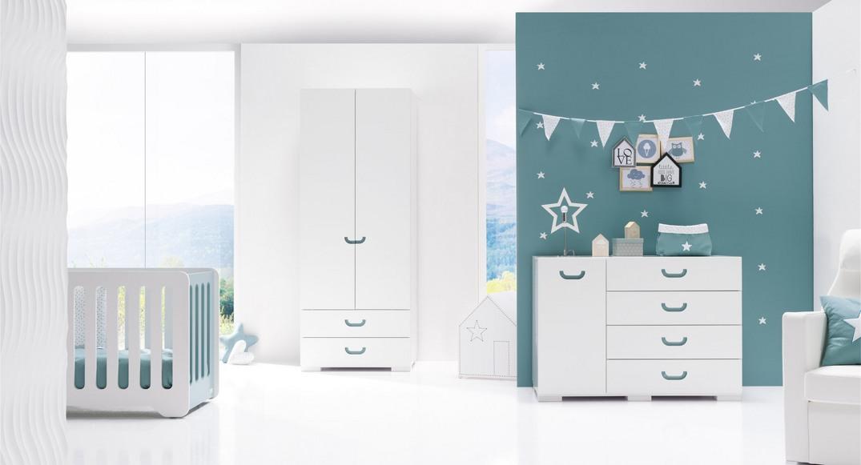 Habitación infantil Joy Alondra A359-D259G-C150-M7781