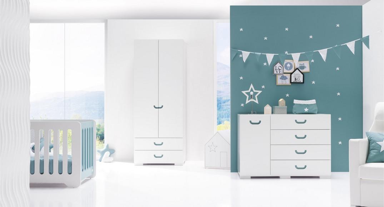 Habitación infantil Joy Alondra A359-D259G-C160-M7781