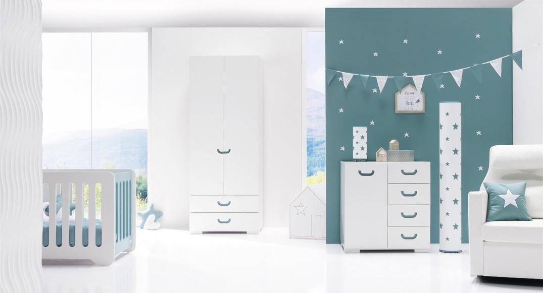 Habitación infantil Joy Alondra A359-D259-C160-M7781