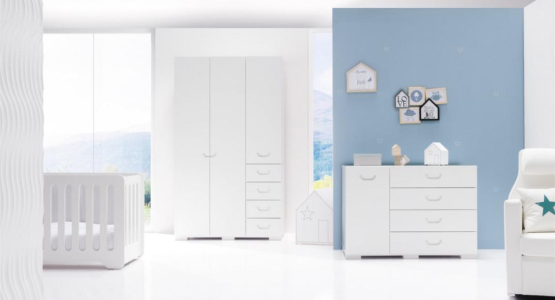 Habitación infantil Joy Alondra A359G-D259G-C150-M7700