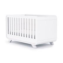 cuna cama escritorio 70x140cm color blanco C137P 7700 Alondra
