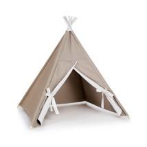 tipi cabaña de indios color beige arena 153 Alondra