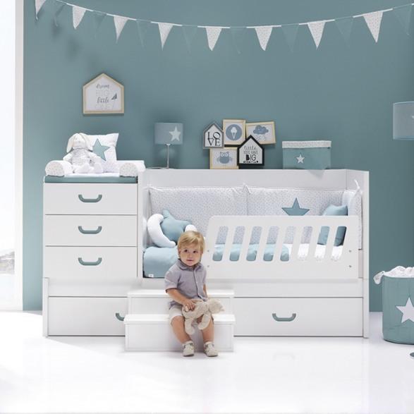 Modernos y originales productos y muebles de bebé Alondra