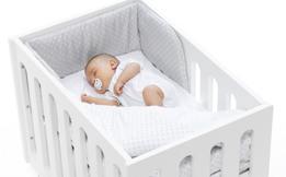 Descanso seguro de bebé colecho