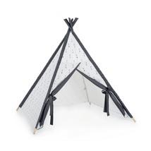 tipi cabaña de indios color blanco con detalles infantiles 140 Alondra