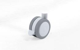 Detalle ruedas plástico bañera Alondra