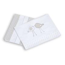 Sábanas minicuna 3 piezas algodón coordinado 201 Alondra