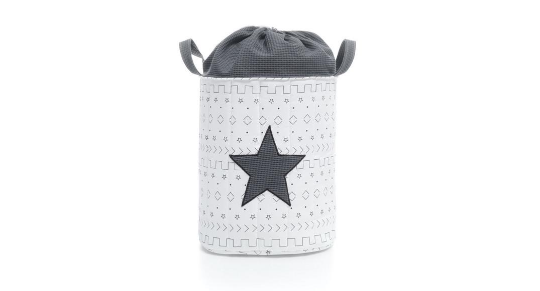 saco de juguetes textil coordinado textil Alondra 179