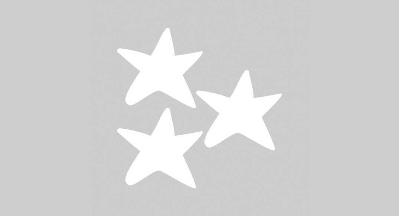 vinilo dibujos infantiles estrellas Y1D-ESC3 del dibujo infantil