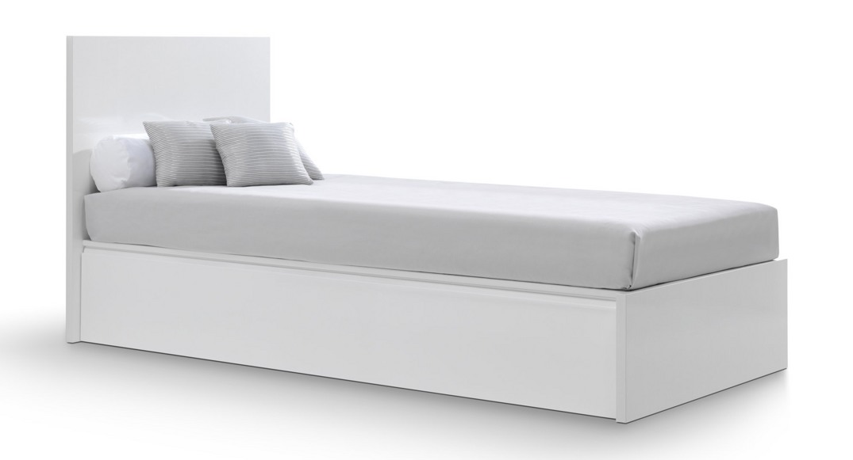 cama infantil moderna modular qcn montada