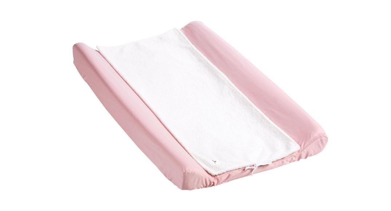 cambiador bebé coordinado textil Alondra indiana rosa 112