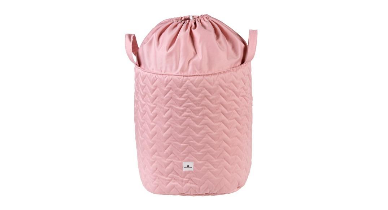 saco de juguetes textil coordinado textil Alondra arosa 152