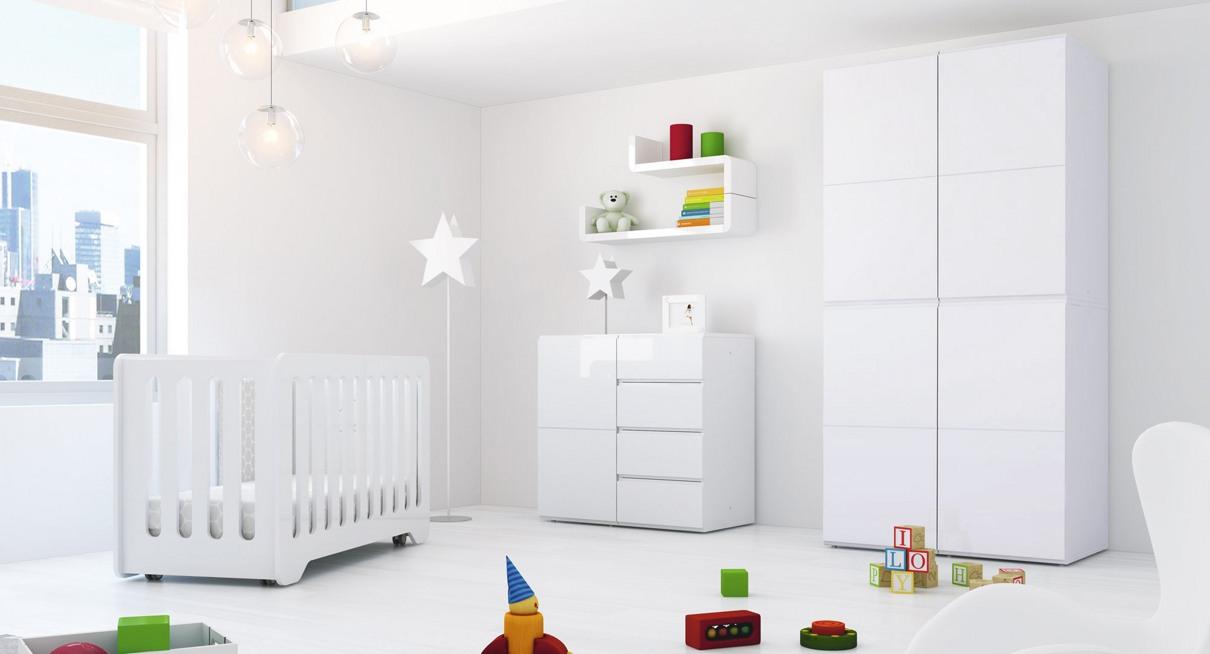 Armarios modulares infantiles originales y modernos alondra - Ver habitaciones infantiles ...