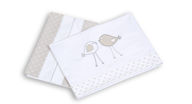 Sábanas infantiles medidas minicuna Alondra 616-201