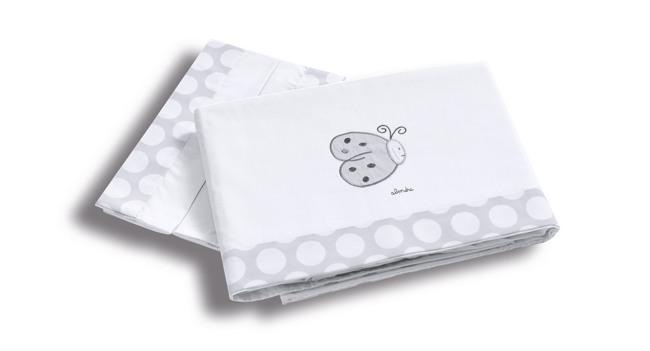 Sábanas infantiles medidas minicuna Alondra 616-081