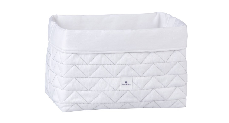 cesta colonias infantiles coordinado textil Alondra delta 190