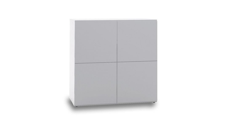 módulo armario modular doble barra colgar A301BB-1400