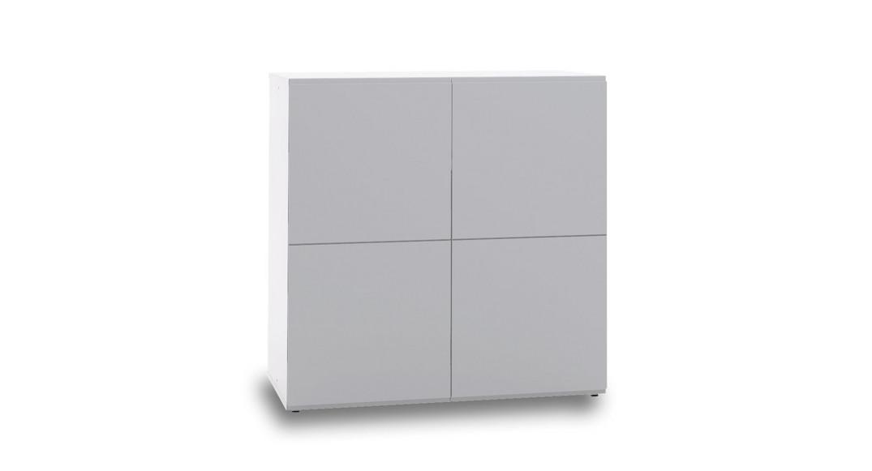 módulo armario modular estantes dobles A301EE-1400
