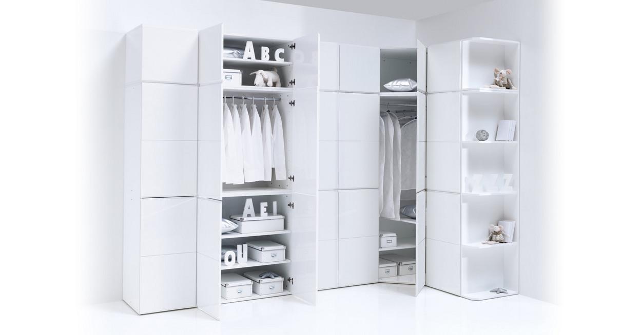 Altillos de armarios modulares para beb s de alondra - Disena tu armario empotrado ...