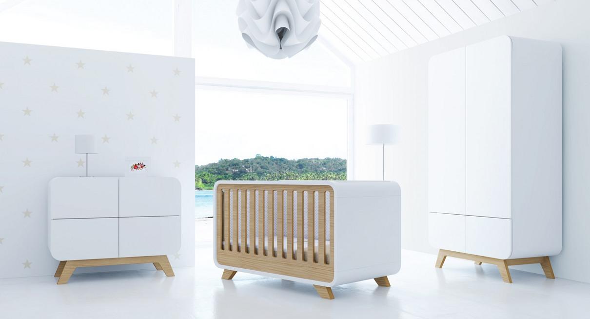 C moda cambiador para beb s de dise o kurve alondra - Alondra mobiliario infantil ...