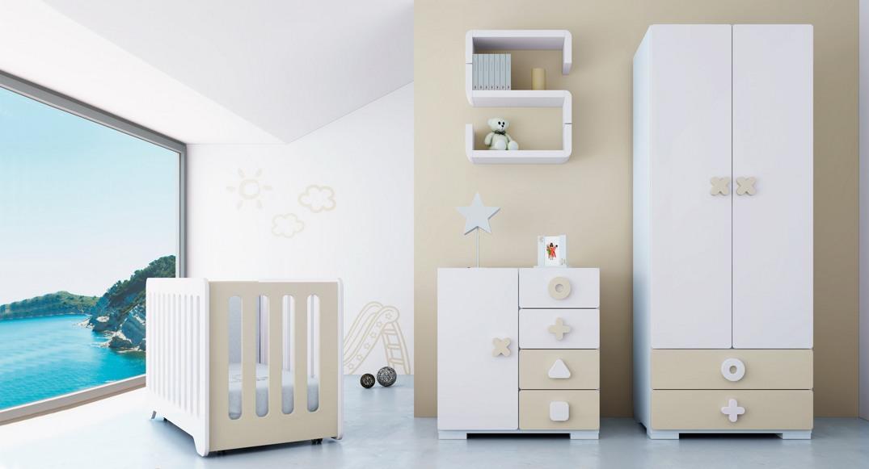 habitación infantil maths dormitorio niño y niña X354T-2315