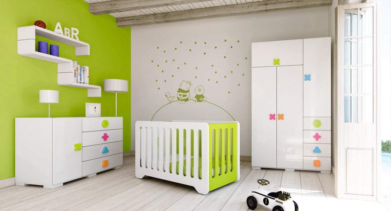 habitación infantil maths dormitorio niño y niña X351T-2351