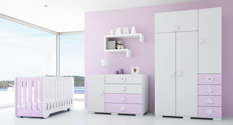 mobiliario infantil de niña