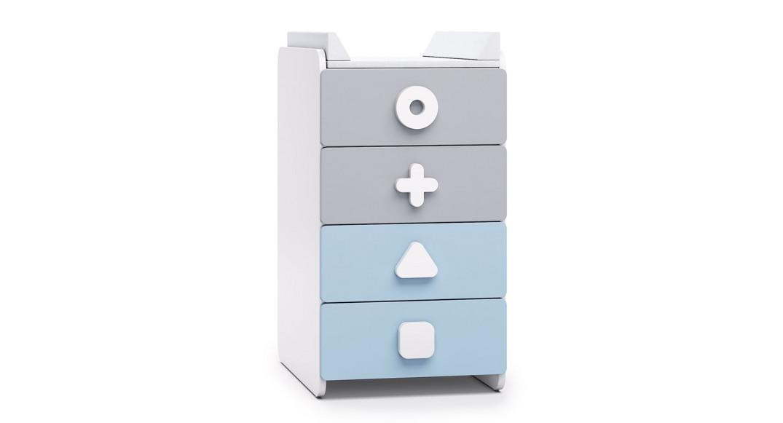 Mueble c moda cambiador para beb s econ mica alondra - Pomos para armarios ...