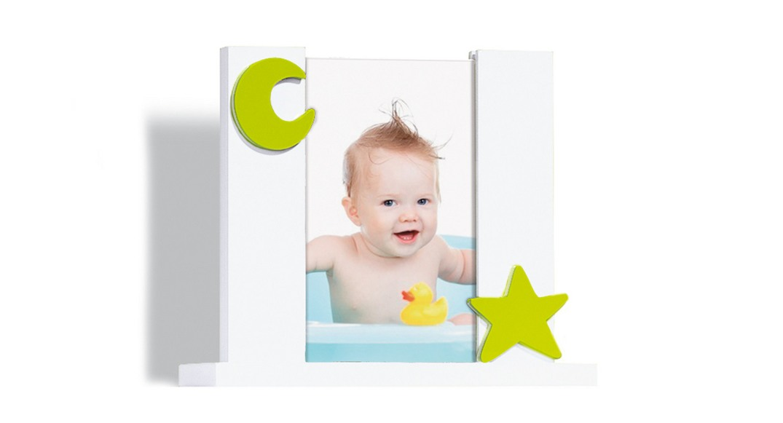 marcos de fotos infantiles madera E802-2325