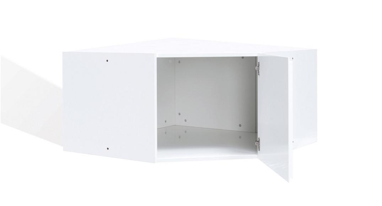 módulo armario modular altillo grande A301WR-G2300 abierto interior